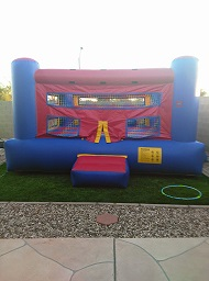 Remember Bouncy Houses?? One Pre-COVID Way Kids Got Positive Feedback